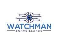 Watchman Surveillance Logo - Entry #317
