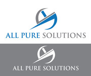 ALL PURE SOLUTIONS Logo - Entry #43