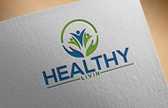 Healthy Livin Logo - Entry #338