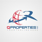 A log for Q Properties LLC. Logo - Entry #23
