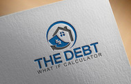 The Debt What If Calculator Logo - Entry #129