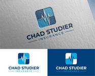 Chad Studier Insurance Logo - Entry #228