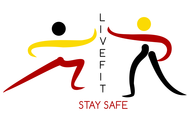 Live Fit Stay Safe Logo - Entry #259