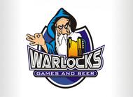 Warlocks Games and Beer Logo - Entry #23
