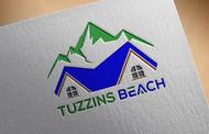 Tuzzins Beach Logo - Entry #134