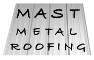 Mast Metal Roofing Logo - Entry #201