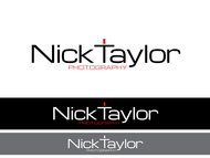 Nick Taylor Photography Logo - Entry #26