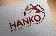 Hanko Fencing Logo - Entry #42