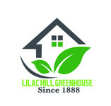 Lilac Hill Greenhouse Logo - Entry #125