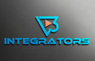 V3 Integrators Logo - Entry #185