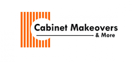 Cabinet Makeovers & More Logo - Entry #168