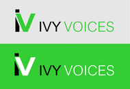 Logo for Ivy Voices - Entry #52