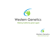 Western Genetics Logo - Entry #73
