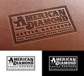 American Diamond Cattle Ranchers Logo - Entry #195