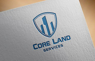 CLS Core Land Services Logo - Entry #264