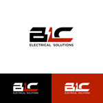 BLC Electrical Solutions Logo - Entry #252
