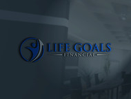 Life Goals Financial Logo - Entry #96