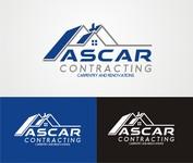 ASCAR Contracting Logo - Entry #90