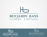 Benjamin Hans Human Capital Logo - Entry #84