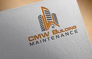 CMW Building Maintenance Logo - Entry #124