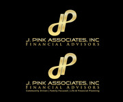 J. Pink Associates, Inc., Financial Advisors Logo - Entry #388