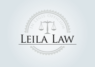 Leila Law Logo - Entry #105