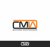CMW Building Maintenance Logo - Entry #198