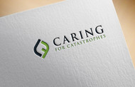 CARING FOR CATASTROPHES Logo - Entry #34