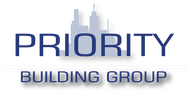 Priority Building Group Logo - Entry #192