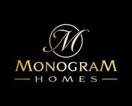 Monogram Homes Logo - Entry #106