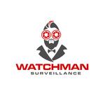 Watchman Surveillance Logo - Entry #304