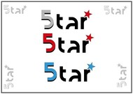 Five Star Logo - Entry #4
