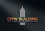 CMW Building Maintenance Logo - Entry #30