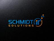 Schmidt IT Solutions Logo - Entry #27
