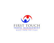 First Touch Travel Management Logo - Entry #75
