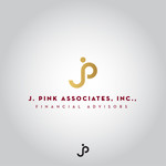 J. Pink Associates, Inc., Financial Advisors Logo - Entry #455