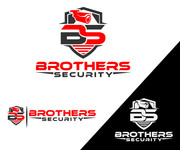Brothers Security Logo - Entry #157