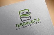 TerraVista Construction & Environmental Logo - Entry #18