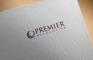 Premier Accounting Logo - Entry #162
