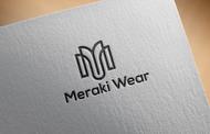 Meraki Wear Logo - Entry #363