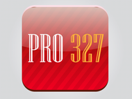 PRO 327 Logo - Entry #150
