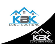 KBK constructions Logo - Entry #38
