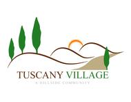 Tuscany Village Logo - Entry #137