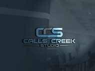 Calls Creek Studio Logo - Entry #125