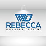 Rebecca Munster Designs (RMD) Logo - Entry #178