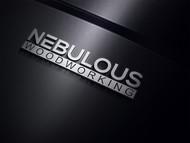 Nebulous Woodworking Logo - Entry #122
