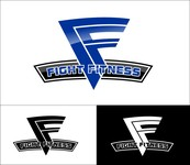 Fight Fitness Logo - Entry #168