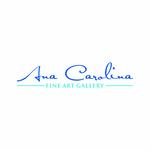 Ana Carolina Fine Art Gallery Logo - Entry #54