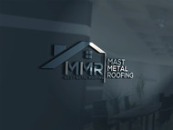 Mast Metal Roofing Logo - Entry #77