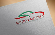 Motion AutoSpa Logo - Entry #152